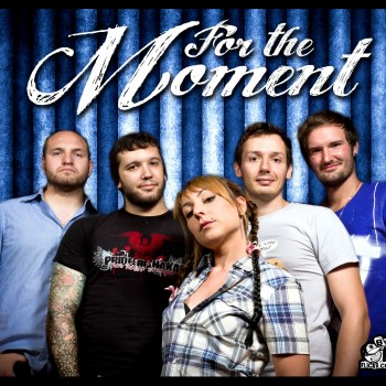 For The Moment - Promo Band