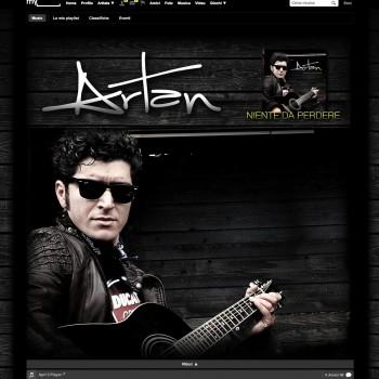Artan - Myspace