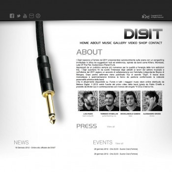 Digit - Website