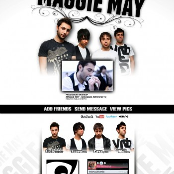 Maggie may - Myspace