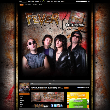 Fever - Myspace